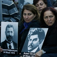 Pour que la Turquie reconnaisse le génocide arménien de 1915!