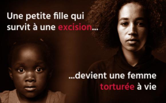 1 jeune fille risque d'être excisée toutes les 10 secondes : il est temps d'agir !