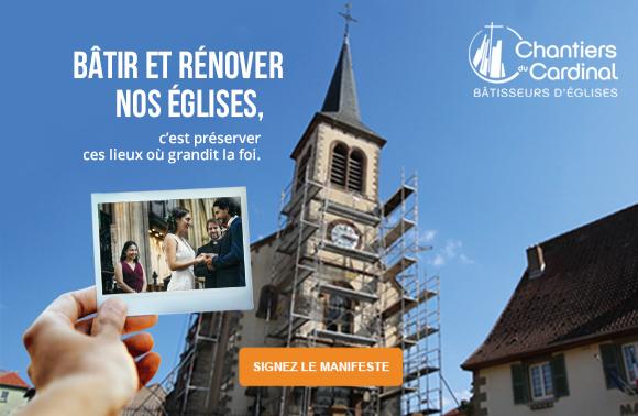 Préservons nos églises LIEUX DE FOI ET DE FRATERNITÉ
