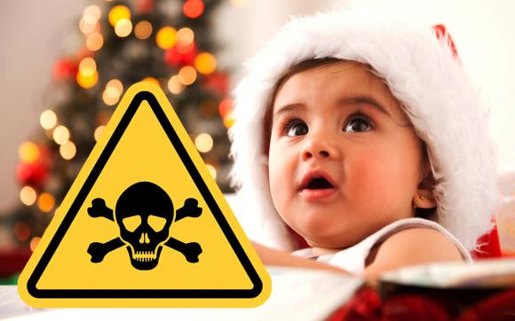 N'EMPOISONNEZ PAS VOS ENFANTS À NOËL : STOP AUX JOUETS TOXIQUES